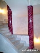 Imbianchino roma pittura casa pitture pareti a prezzi - Pitturare una parete esterna ...