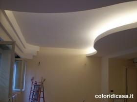 Imbianchino roma pittura casa pitture pareti a prezzi for Faretti casa classica
