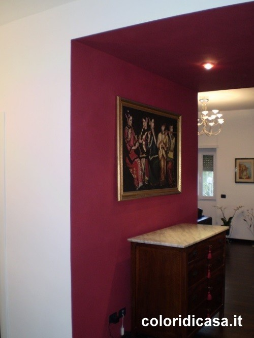 Immagine 13 32 tinteggiatura interni for Colori moderni casa