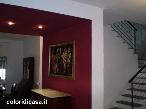 Colore Pareti Bordeaux : Immagine 14 32 tinteggiatura interni