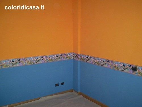 Cheap pittura per camerette with pittura per camerette for Pittura cameretta ragazza