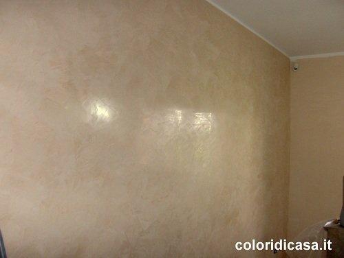 pareti a stucco vari colori foto spatolati decorativi