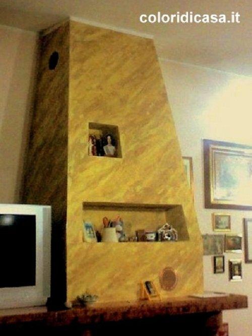 Foto elementi di decoro imbianchino roma - Decorazione archi in casa ...