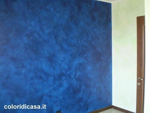 Camerette e colori foto pareti camerette - Nuove pitture decorative per interni ...