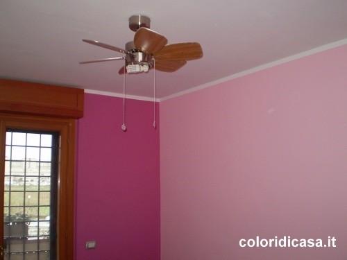 Camerette e colori foto pareti camerette - Pittura per cameretta ...