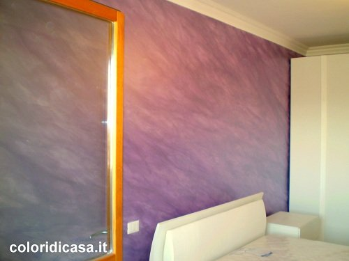 Decorazioni pareti foto pitture decorative - Pitture decorative per interni ...