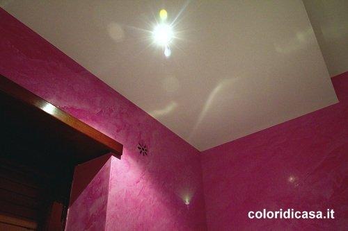 Foto spatolati decorativi imbianchino roma pittura casa - Vernice per pareti ...